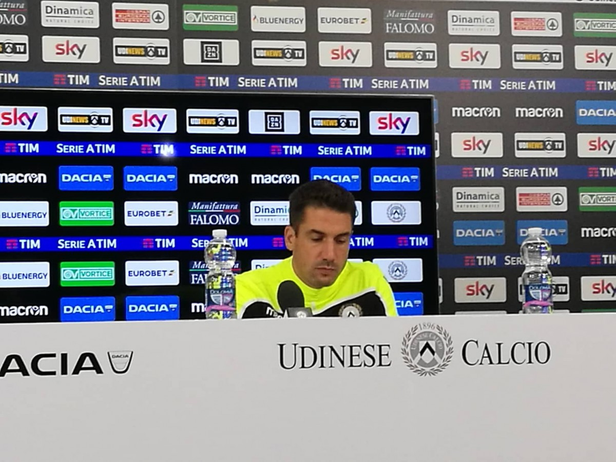 Calcio: Udinese, Velazquez, Fiorentina avversario difficile