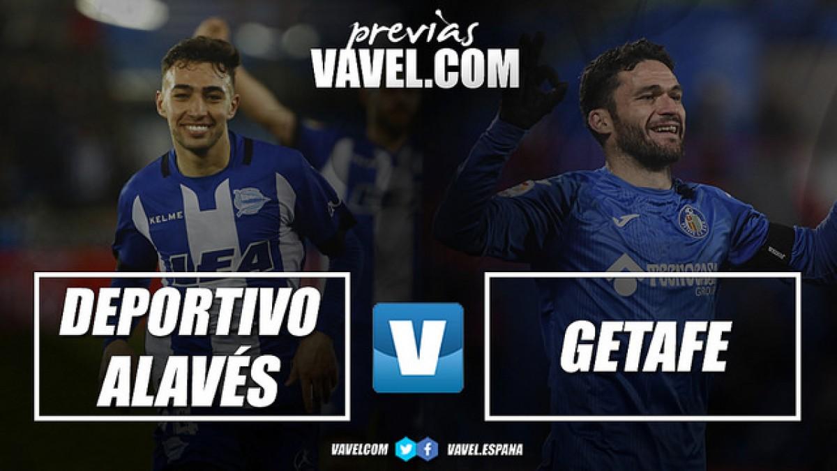 Previa Deportivo Alavés - Getafe: la traca final