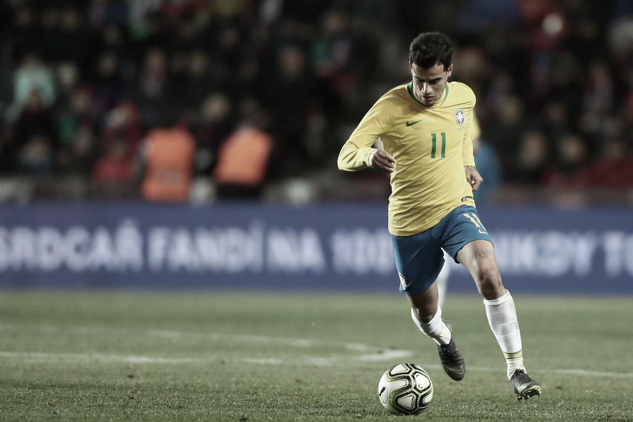 Gols e melhores momentos Brasil 2x0 Catar