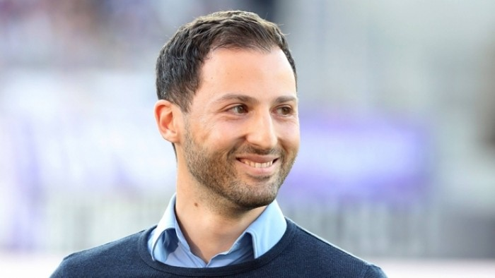 Domenico Tedesco in at Schalke as axe falls on Weinzierl