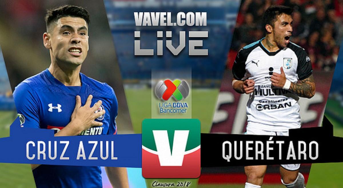 Cruz Azul se hunde en casa; Querétaro gana y respira una semana más