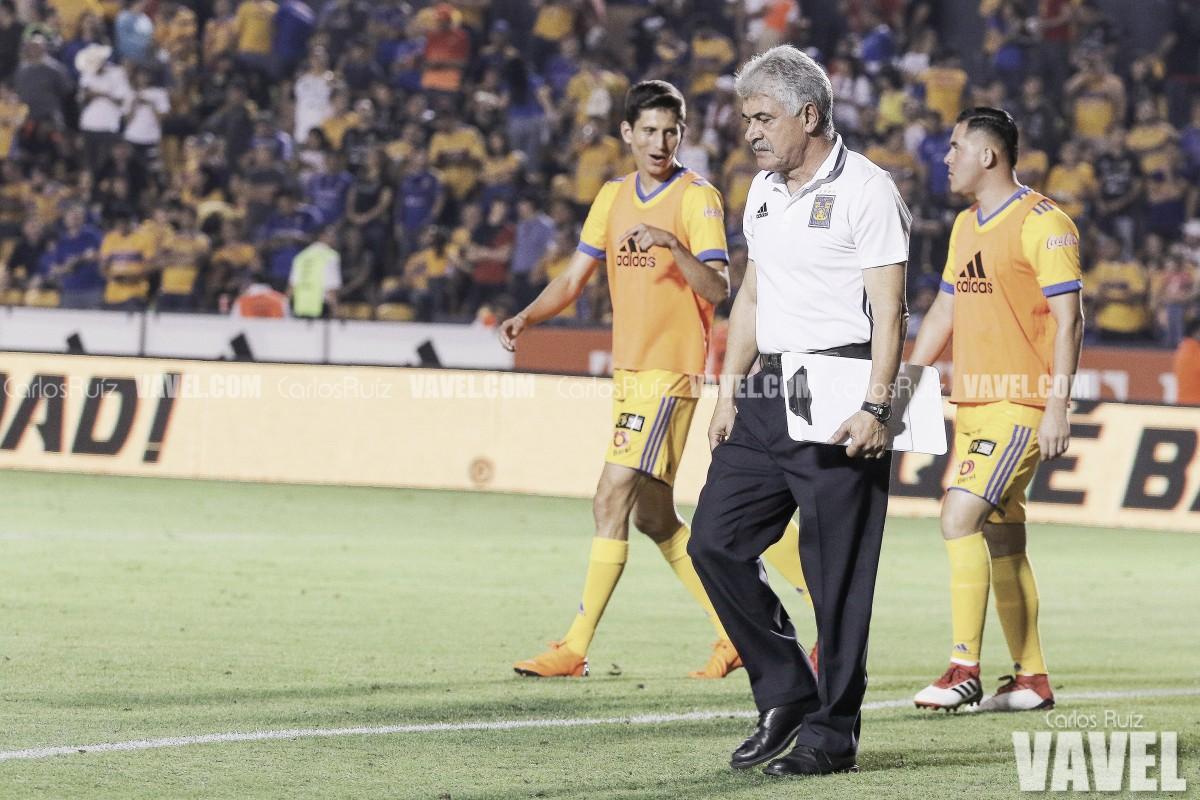 """Ricardo Ferretti: """"No quiero pensar que se vaya a detener el campeonato"""""""