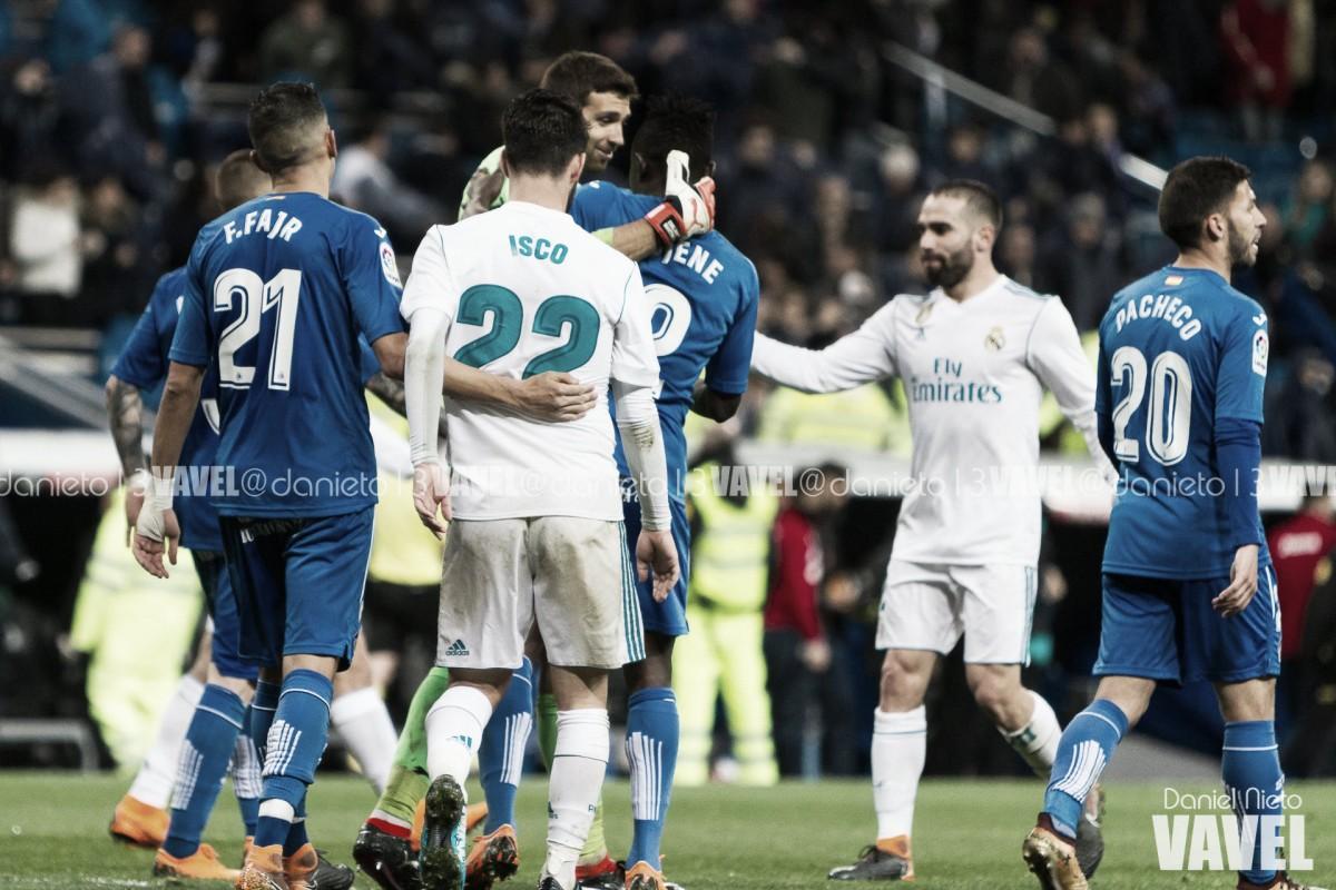 Rémy y Cristiano condenan al Getafe