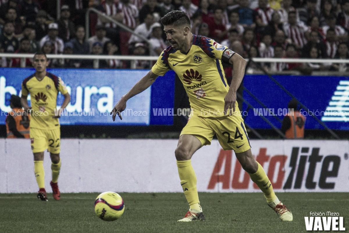 """Oribe Peralta: """"Tenemos que reponernos ya porque estamos peleando la Liga"""""""