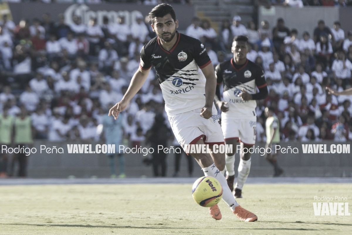 """Amaury Escoto: """"El equipo se mostró sin espíritu"""""""