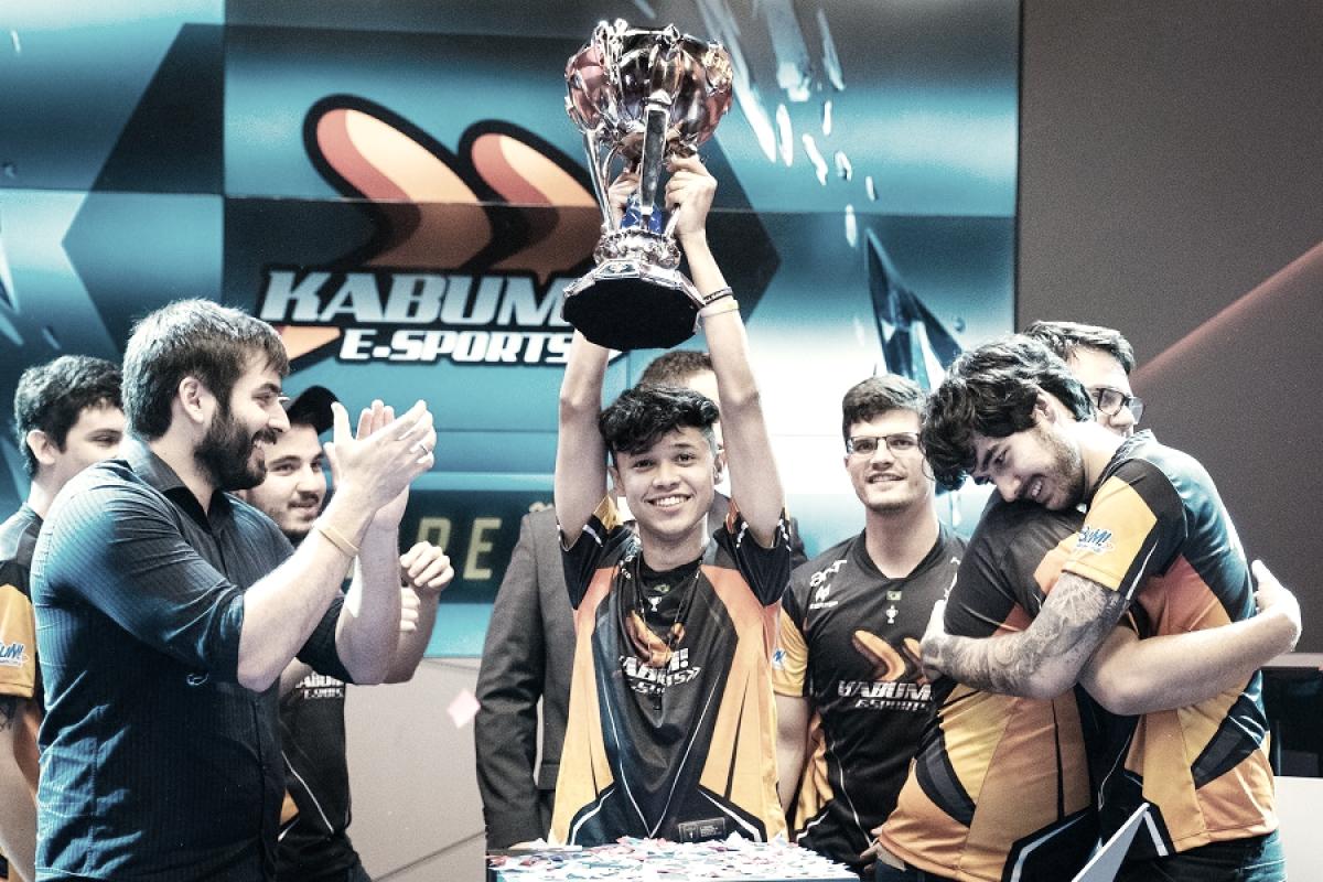 CBLoL: KaBuM vence Keyd por 3 a 2 e é a campeã do 1º Split de 2018