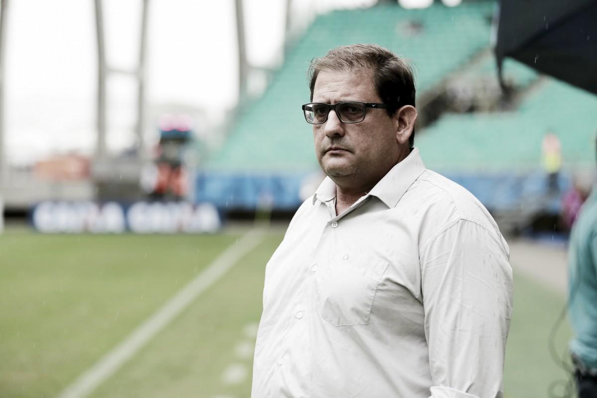 Técnico Guto Ferreira é demitido do Bahia após derrota sofrida contra Grêmio