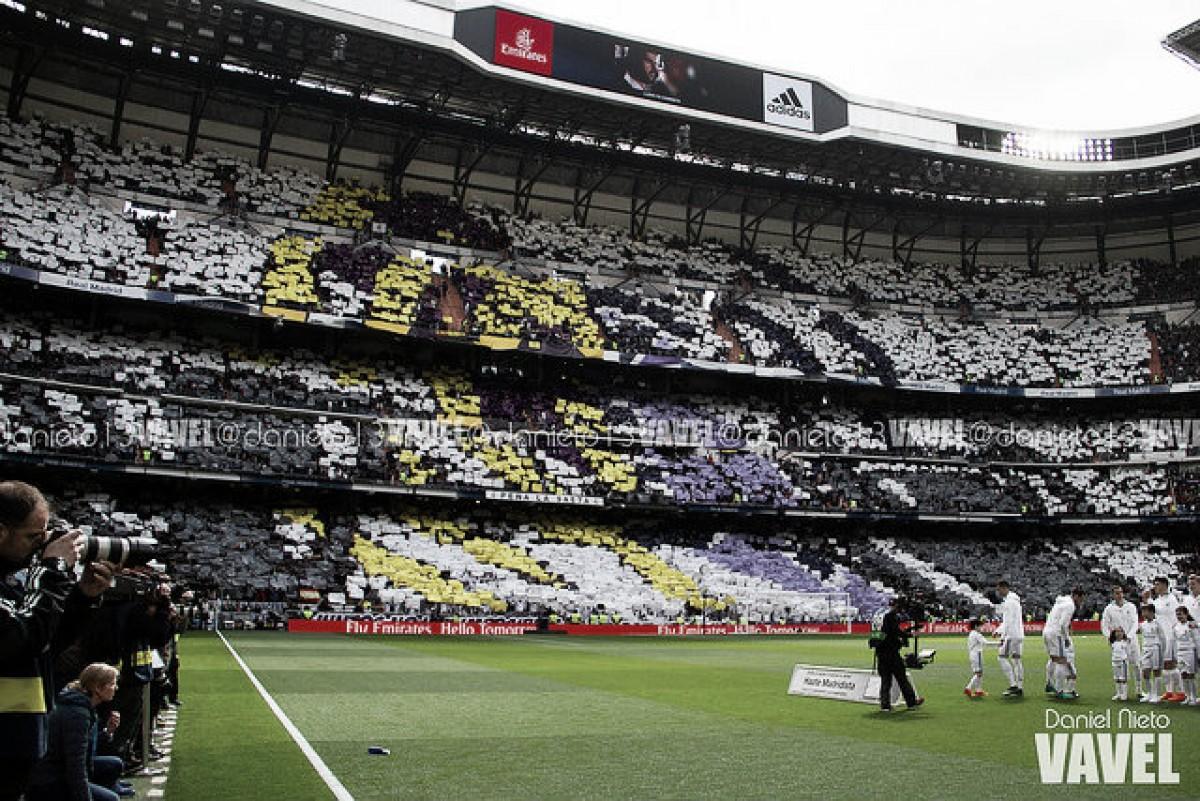 Fotos e imágenes del Real Madrid 1-1 Atlético de Madrid, jornada 31 de La Liga Santander