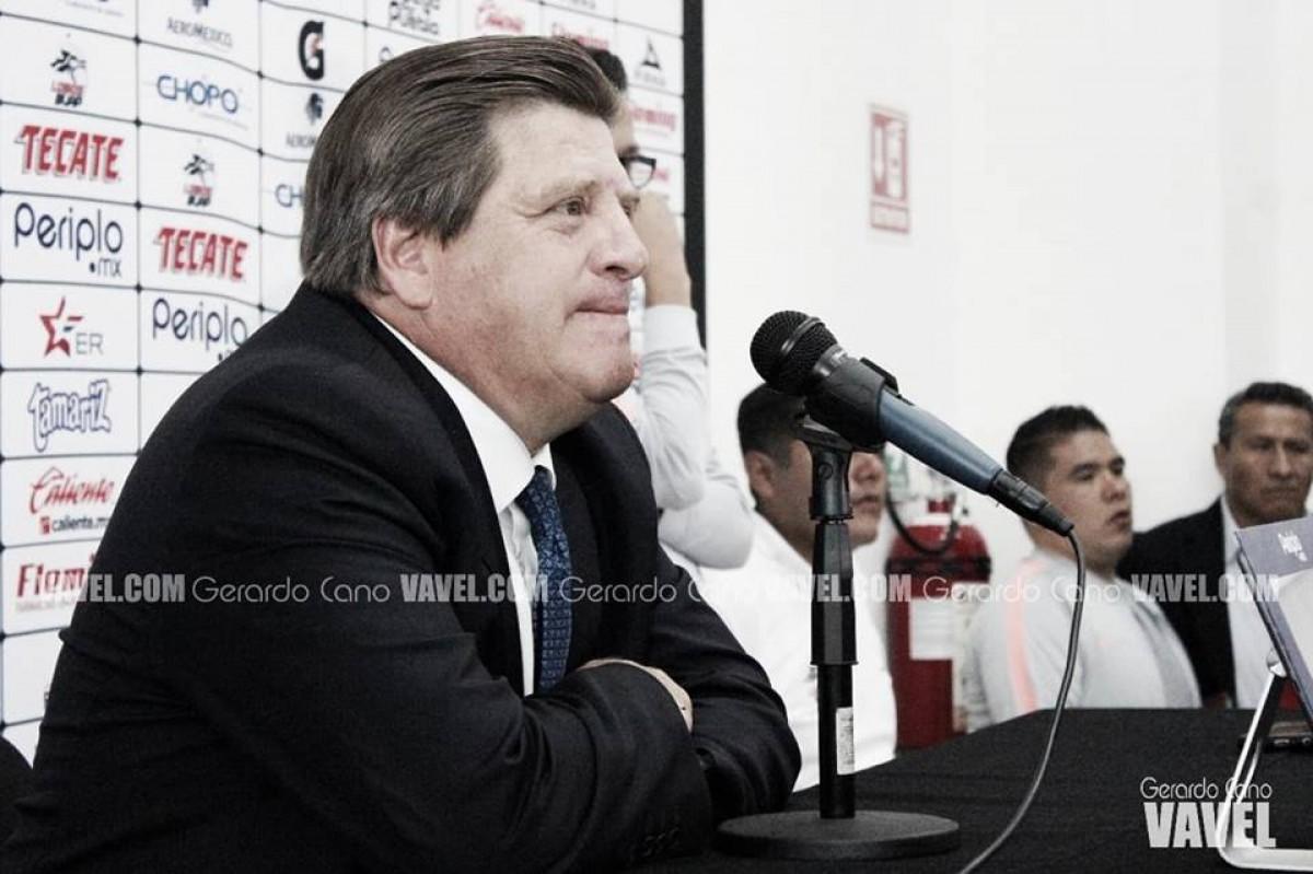 """Miguel Herrera: """"Era importante retomar el triunfo"""""""