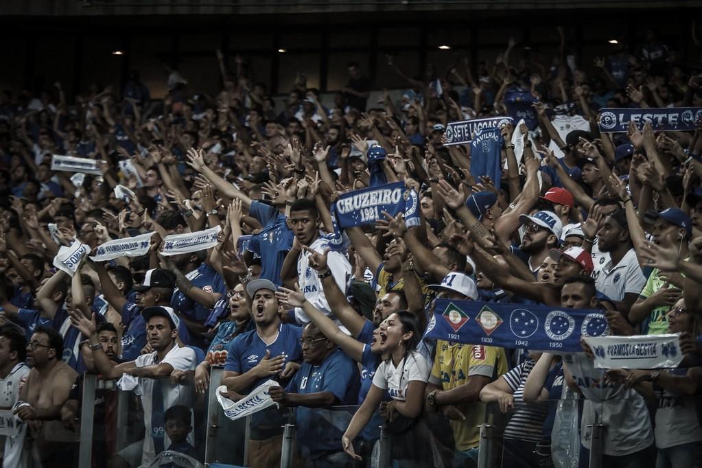 Torcida do Cruzeiro esgota carga de ingressos para final do Campeonato Mineiro
