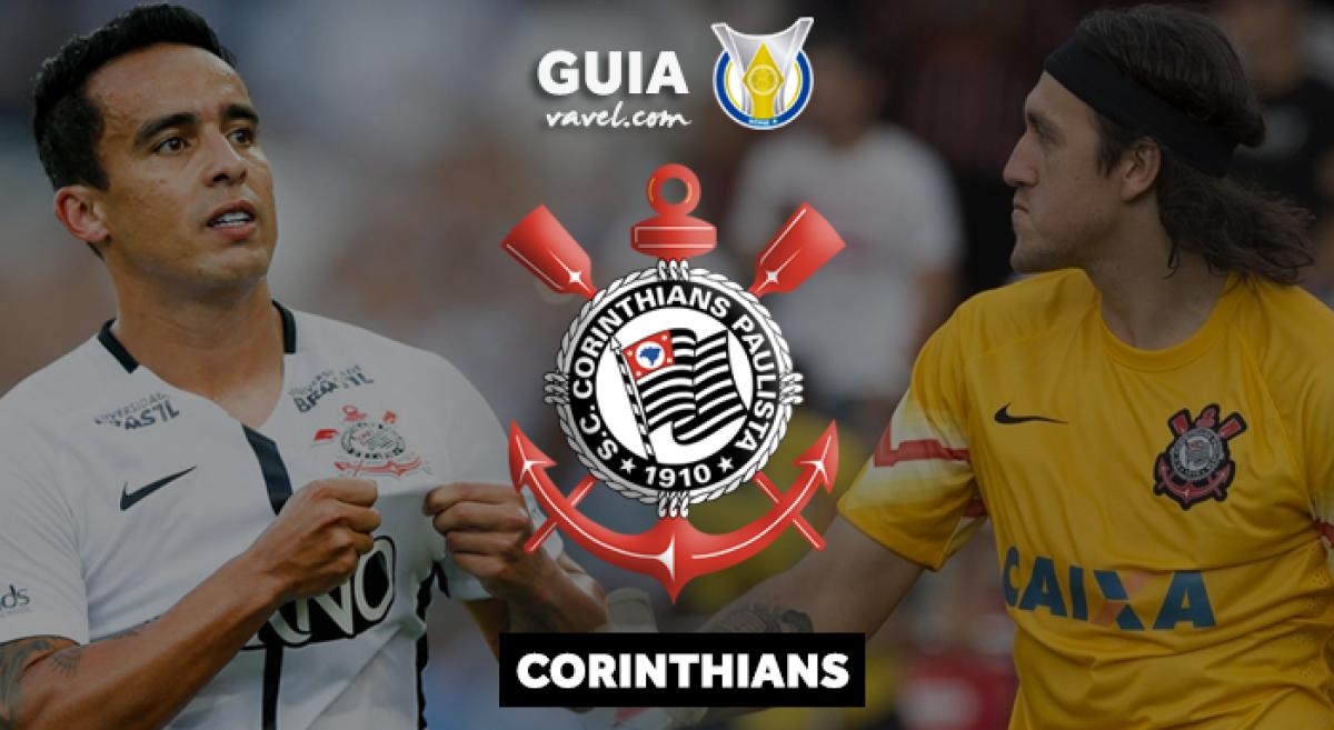 Guia VAVEL do Brasileirão 2018: Corinthians