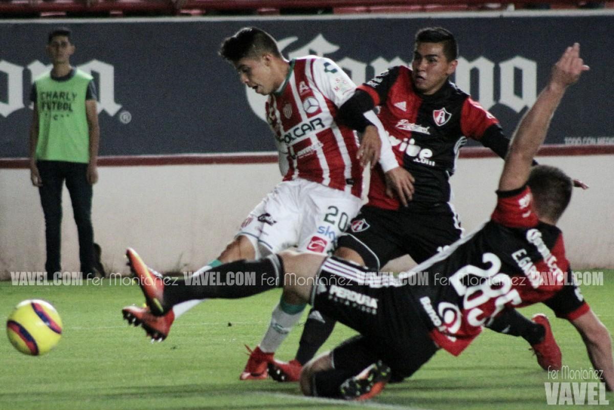 Necaxa toma con seriedad Liga y Copa, afirma Bryan Colula