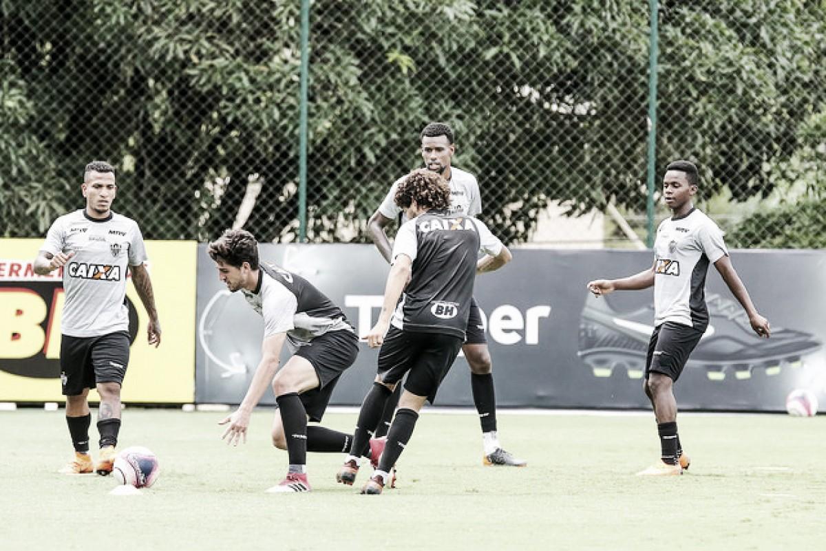 De olho na Copa do Brasil, Atlético-MG enfrenta Tombense com equipe alternativa