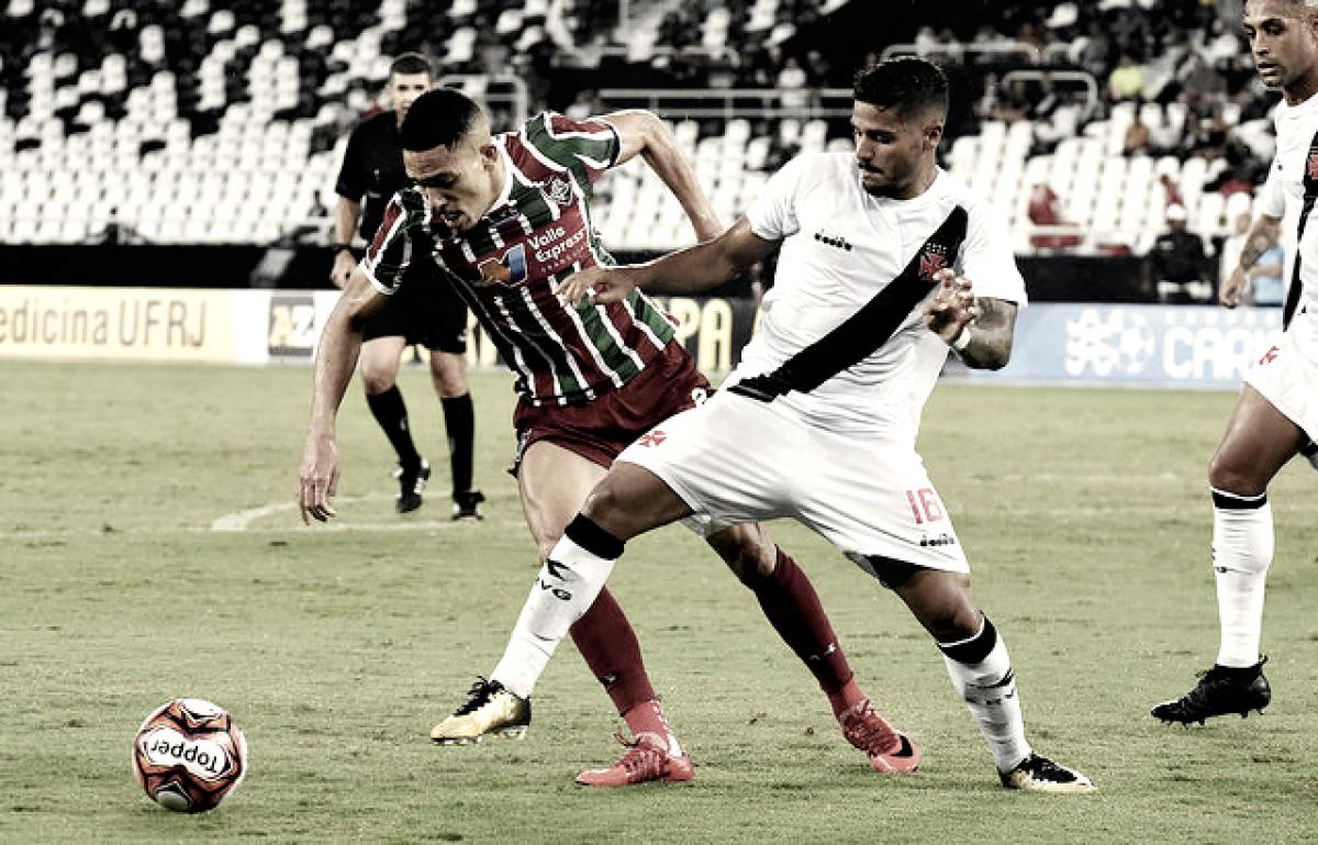 Análise: Fluminense cria pouco, mudanças não surtem efeito e fica no empate sem gols com Vasco