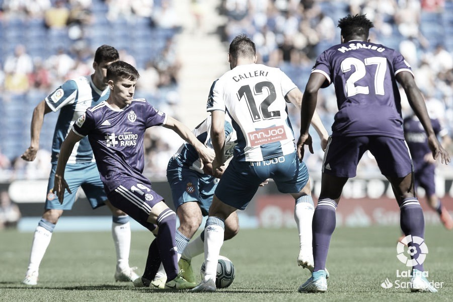 Toni y Sandro, la magia del Valladolid