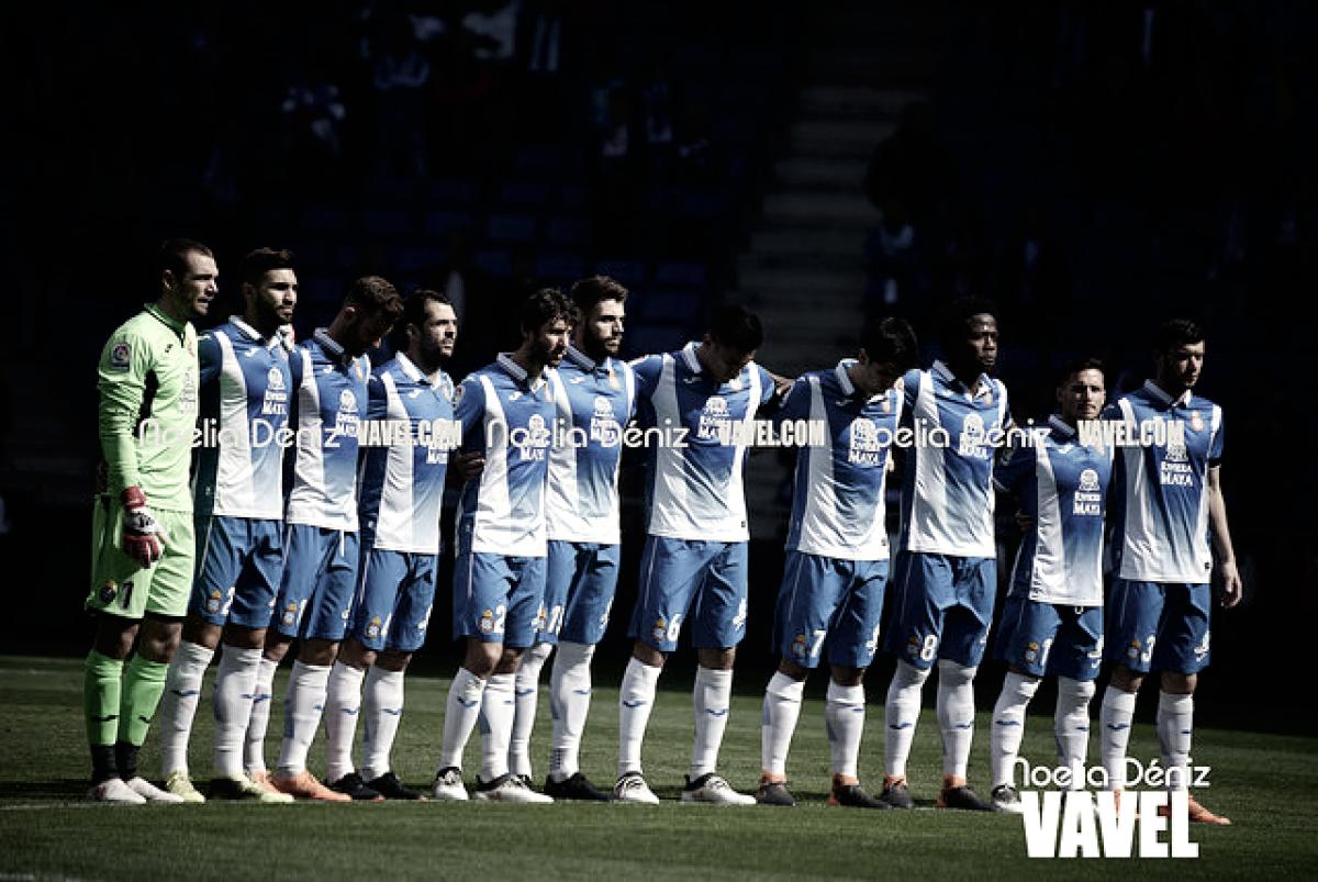 RCD Espanyol - Real Sociedad: puntuaciones Espanyol, jornada 28 de LaLiga