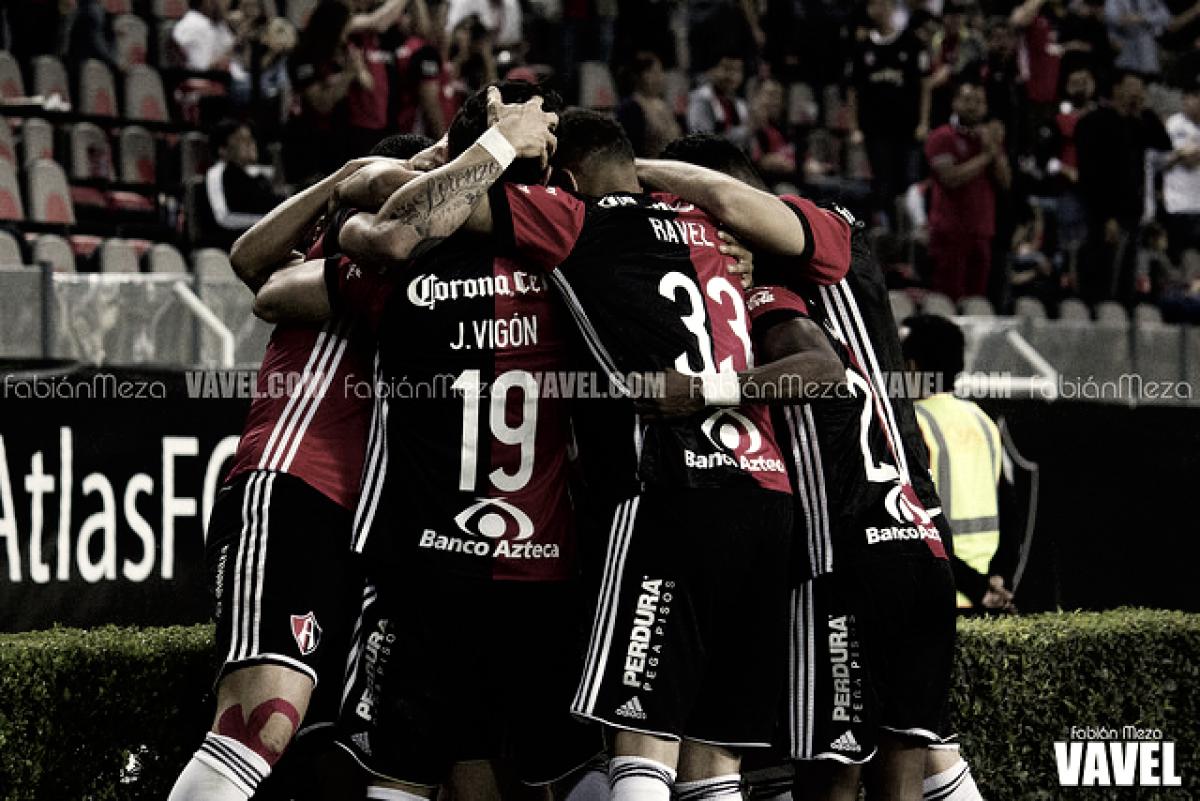 Madriguera rojinegra jornada 11 Clausura 2018