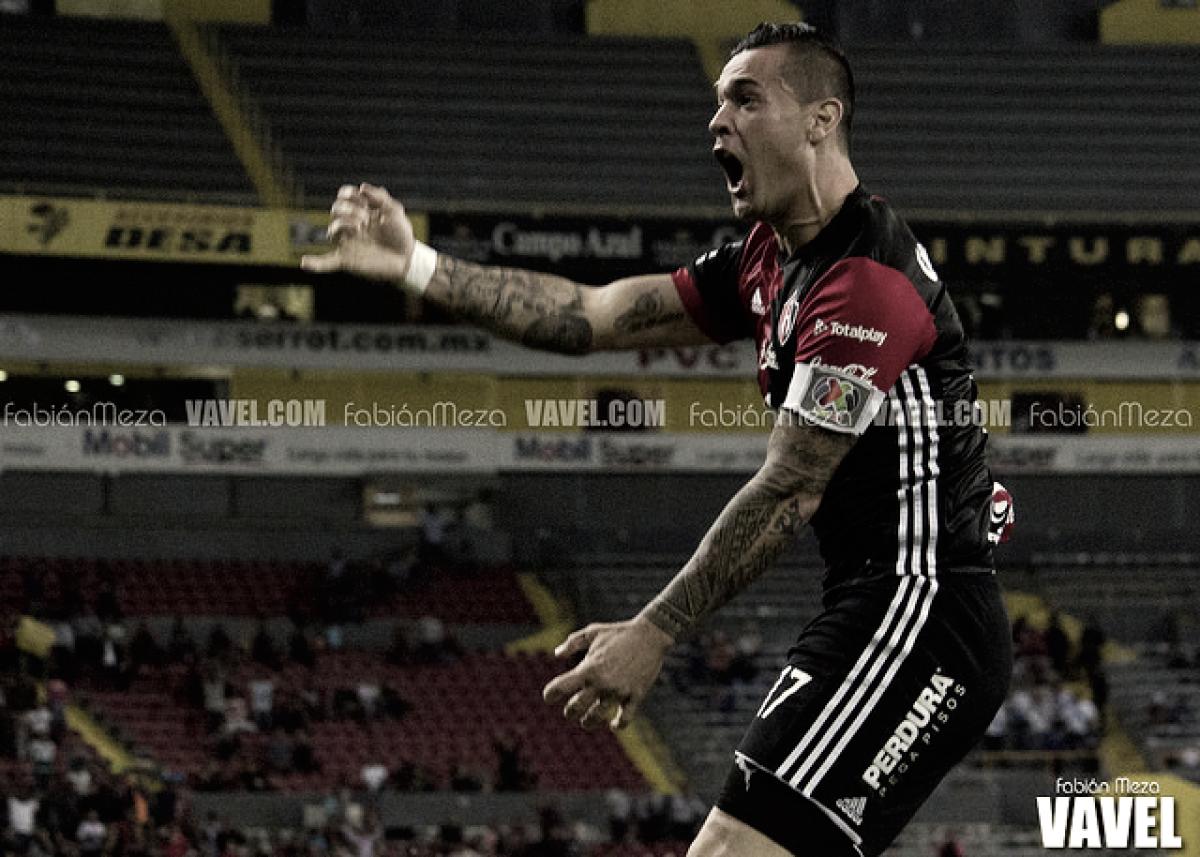 Alexi Gómez: capitán del Atlas se pronuncia sobre salida del futbolista