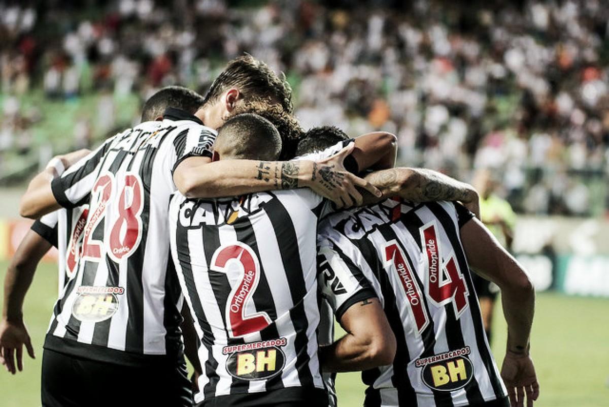 Mistão do Atlético supera o Tombense e carimba avanço às quartas do Mineiro