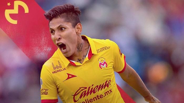 Raúl Ruidíaz, el dueño del gol