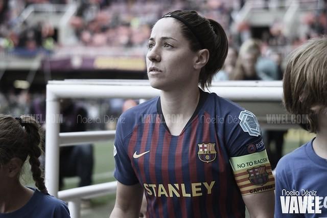 El FC Barcelona Femenino tiene nuevas capitanas