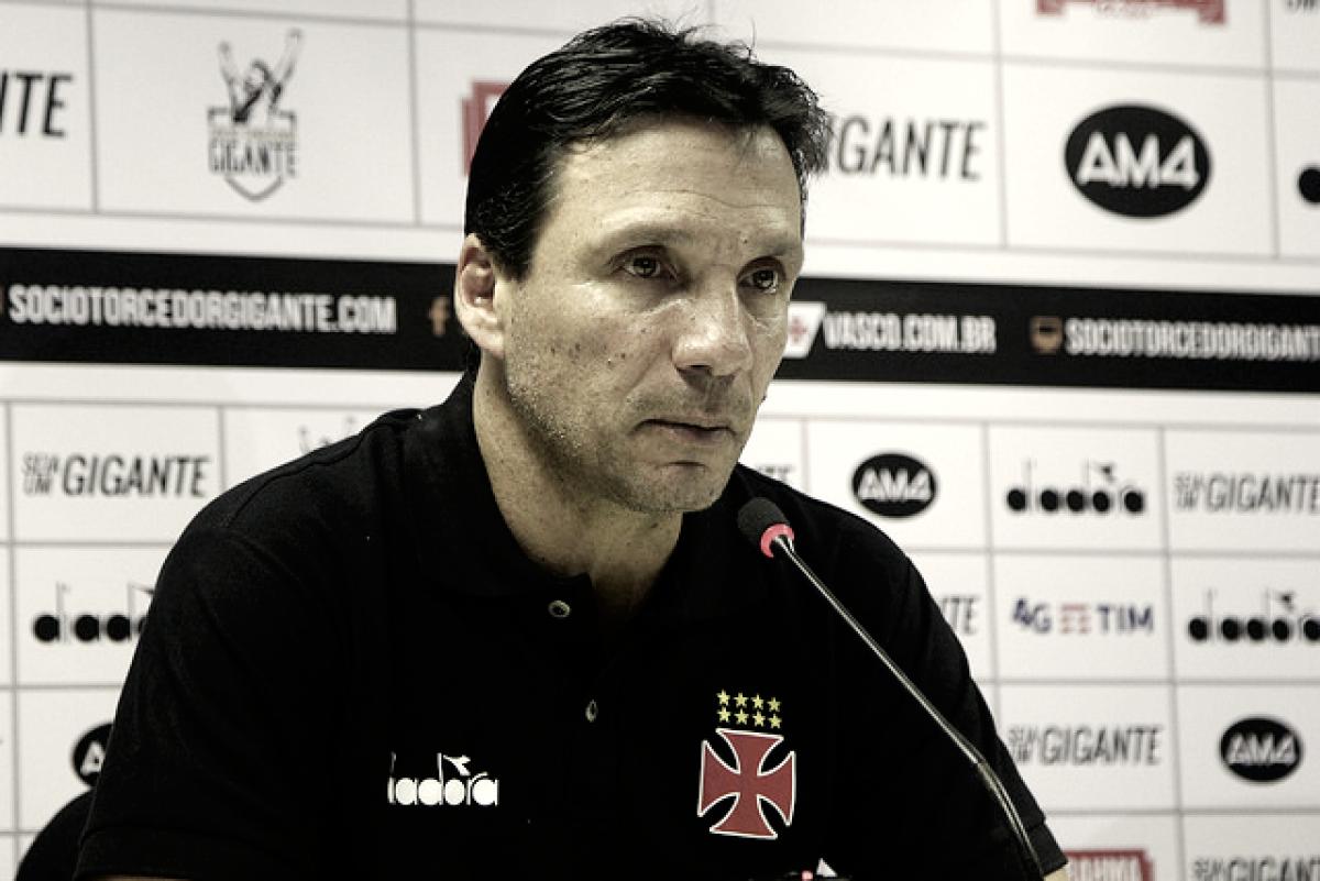 Zé Ricardo faz mistério e não confirma esquema que usará na estreia da fase de grupo da Libertadores