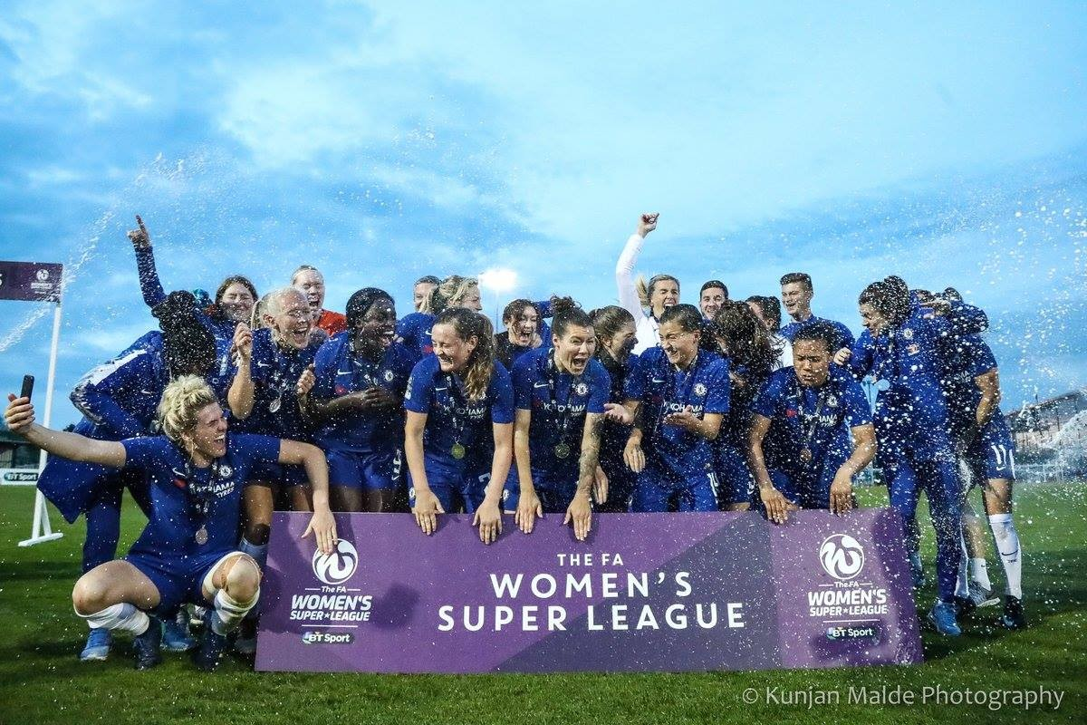 Chelsea 2018/19 WSL Preview: Can the Blues win more silverware?