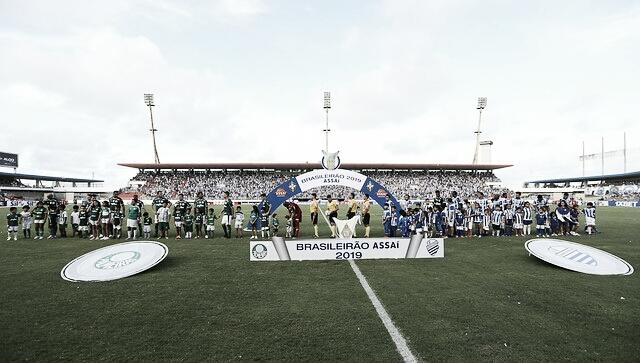 Gols e melhores momentos para Palmeiras 6x2 CSA pelo Brasileirão