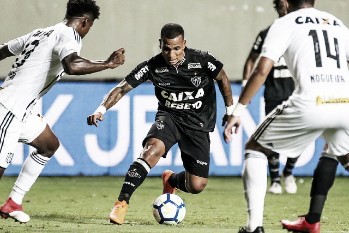 Em recuperação após cirurgia, Otero comemora classificação do Atlético no Campeonato Mineiro