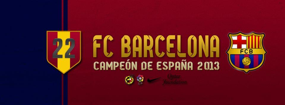 22 vezes Barcelona