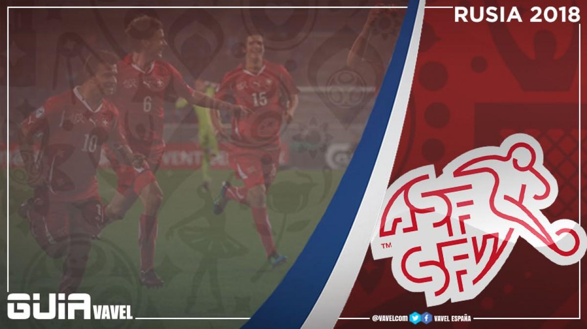 Guía selección suiza 2018: un equipo bien construido