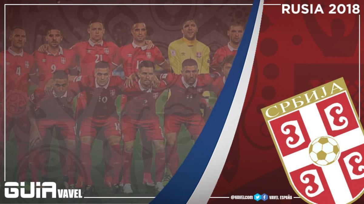 Guía selección serbia 2018: en busca de la sorpresa