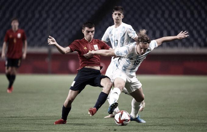 Hasta aquí llegó el sueño de los futbolistas argentinos