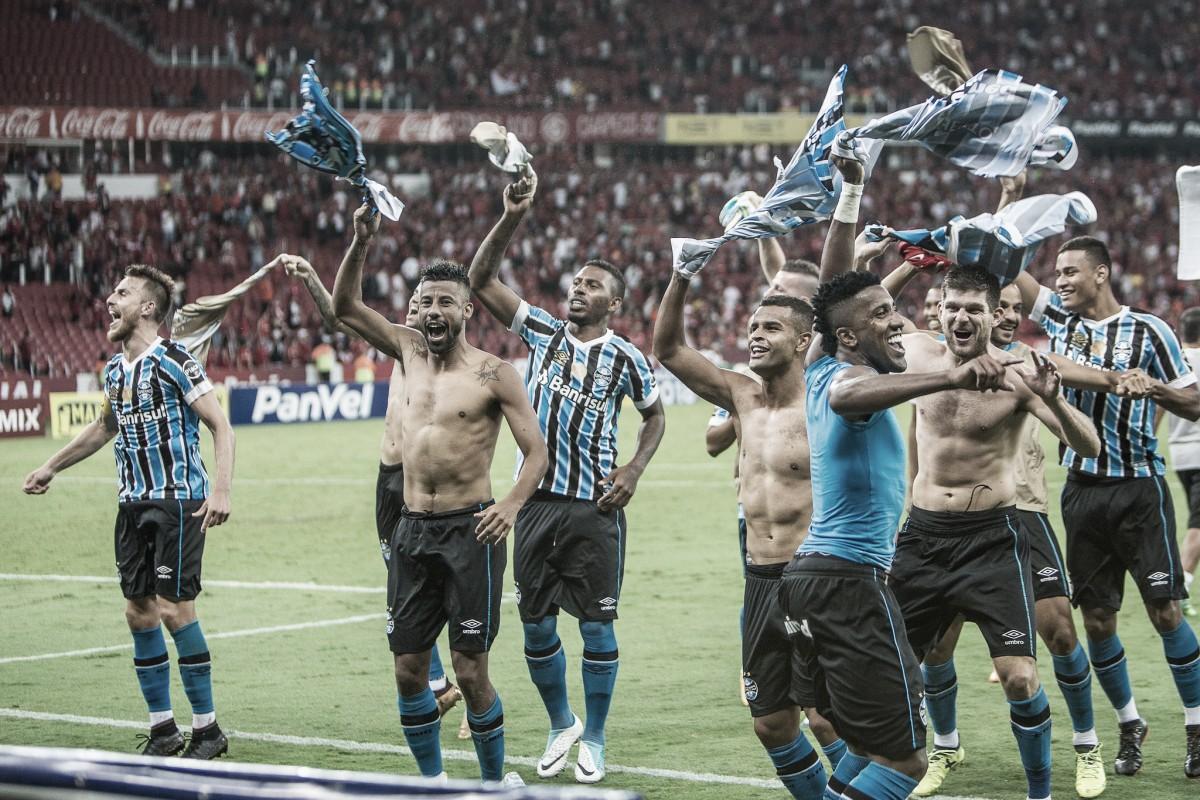 Grêmio volta à final do Campeonato Gaúcho após três anos