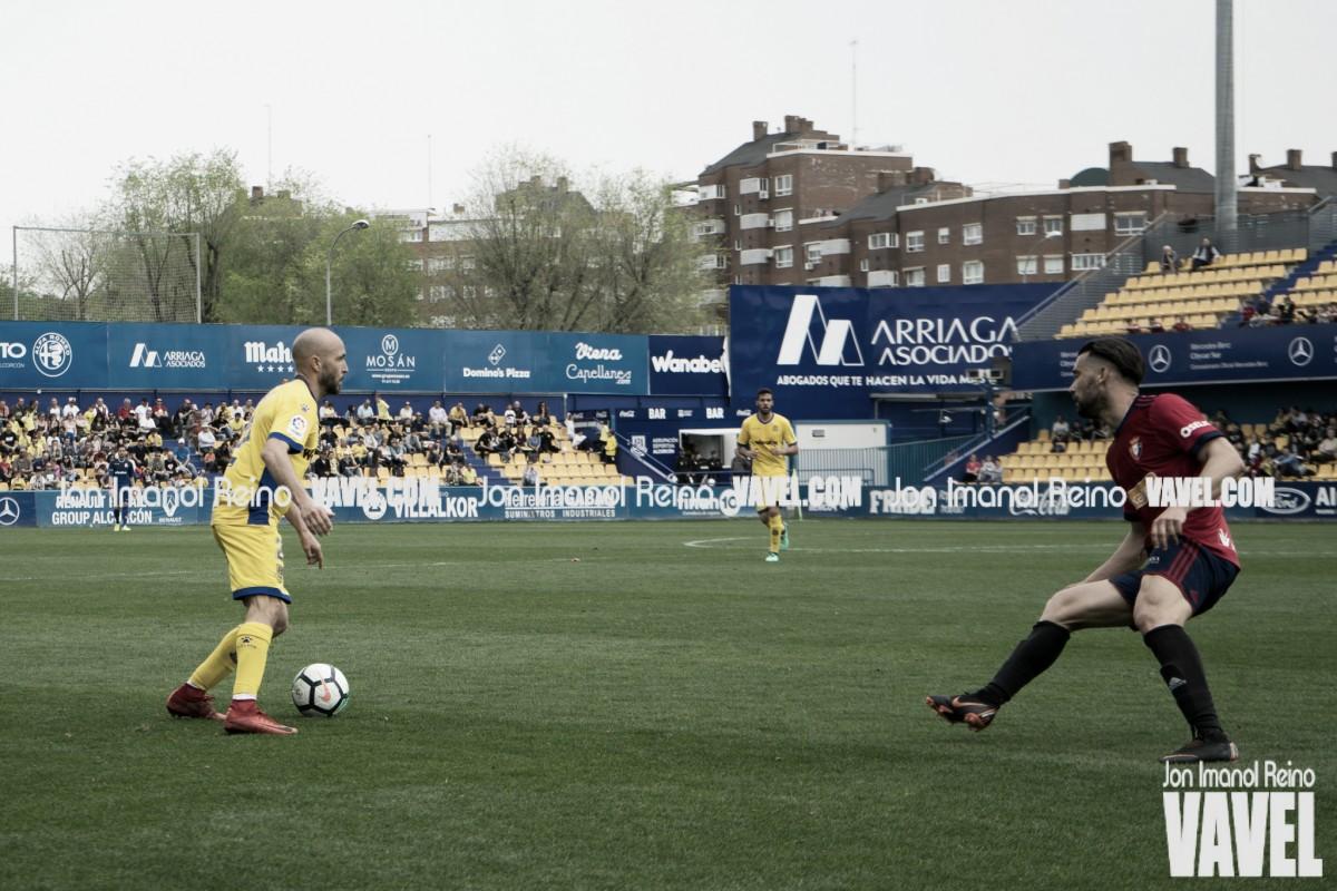 Resumen de la temporada 2017/2018: Laure, el seguro de vida del Alcorcón