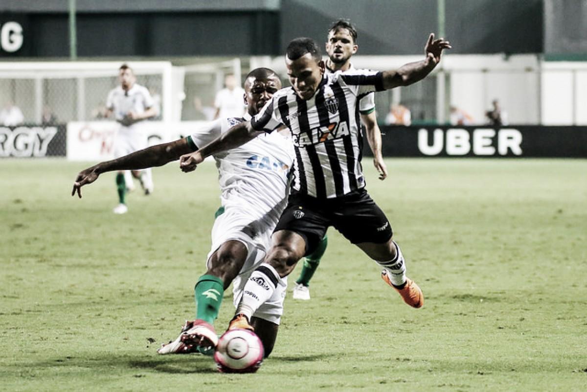 """Otero vê favoritismo dividido em clássico e confia no título do Atlético-MG: """"Estamos motivados"""""""