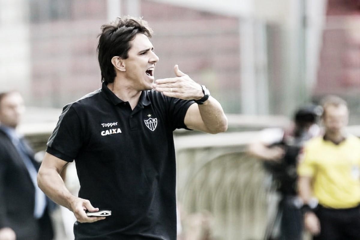 Thiago Larghi elogia atuação do Atlético-MG após jogo contra Vitória