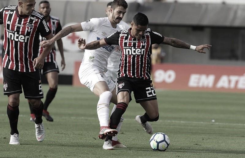 Santos e São Paulo se enfrentam na terceira rodada do Campeonato Paulista