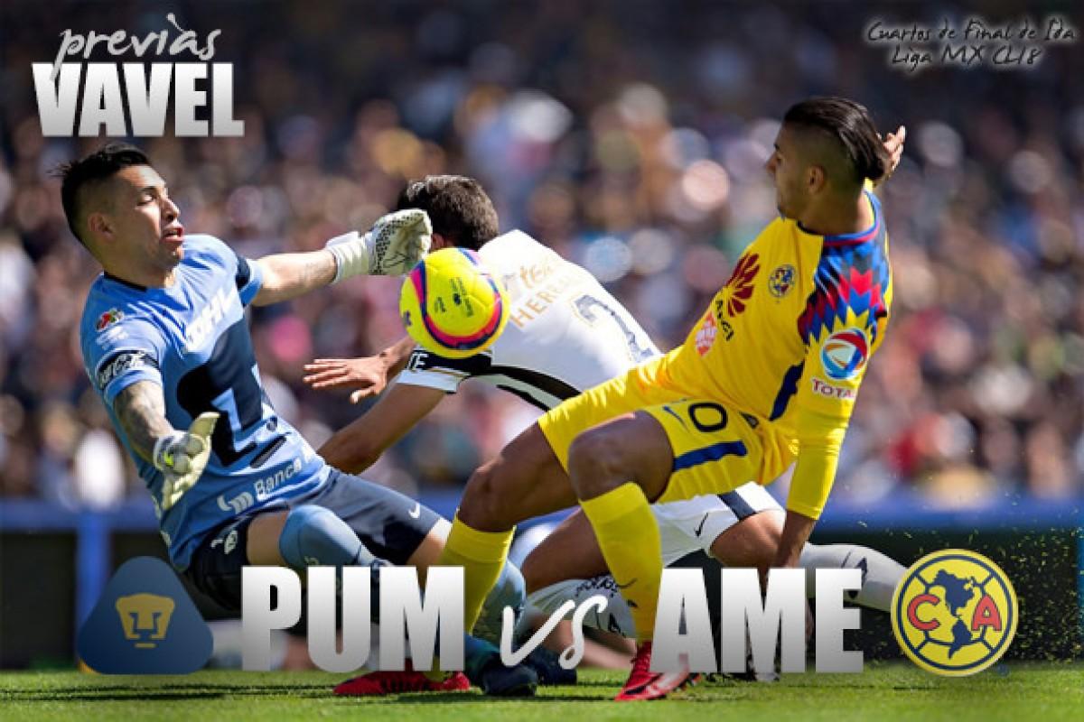 Pumas vs América: Capital se encuentra en juego