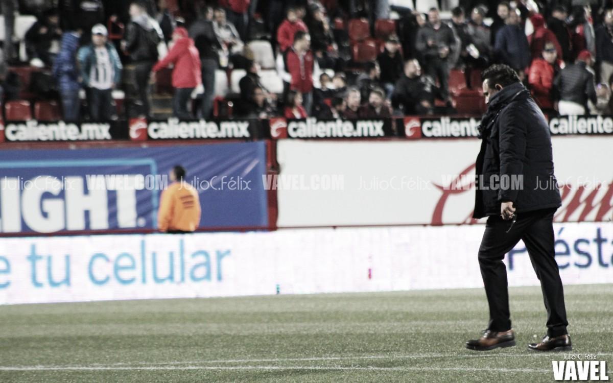 """Antonio Mohamed: """"Hoy supimos sufrir y sacar el resultado"""""""