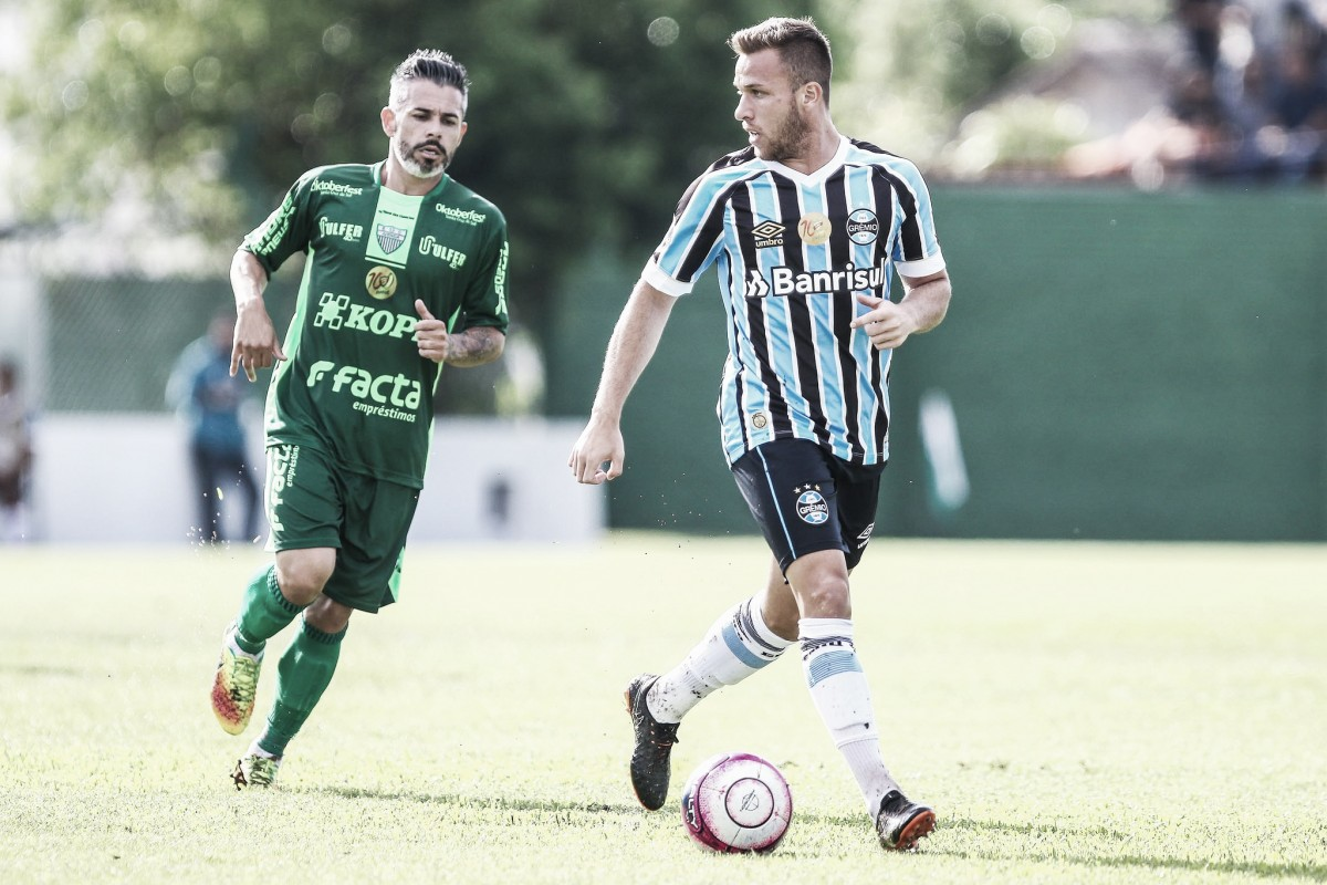 Com grande vantagem, Grêmio recebe Avenida para confirmar ida à final do Gauchão