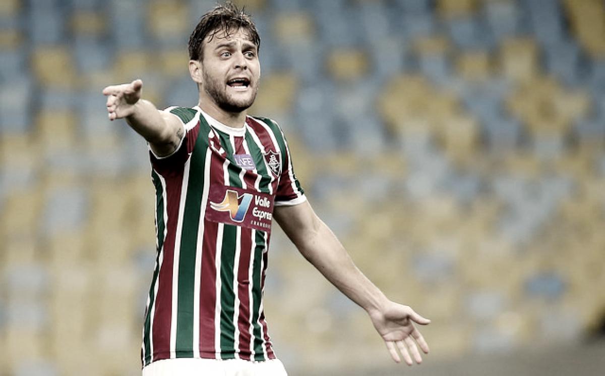 Nathan Ribeiro deixa o Fluminense para atuar no futebol japonês