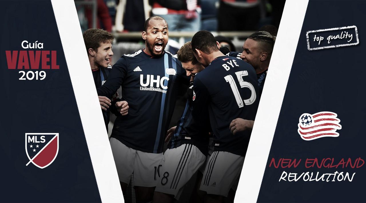 Guía VAVEL MLS 2019: New England Revolution, dudas y esperanzas a partes iguales