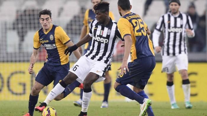 Risultato Juventus - Verona di Serie A 2015/16 (3-0): Dybala, Bonucci e Zaza fanno 8 vittorie in fila