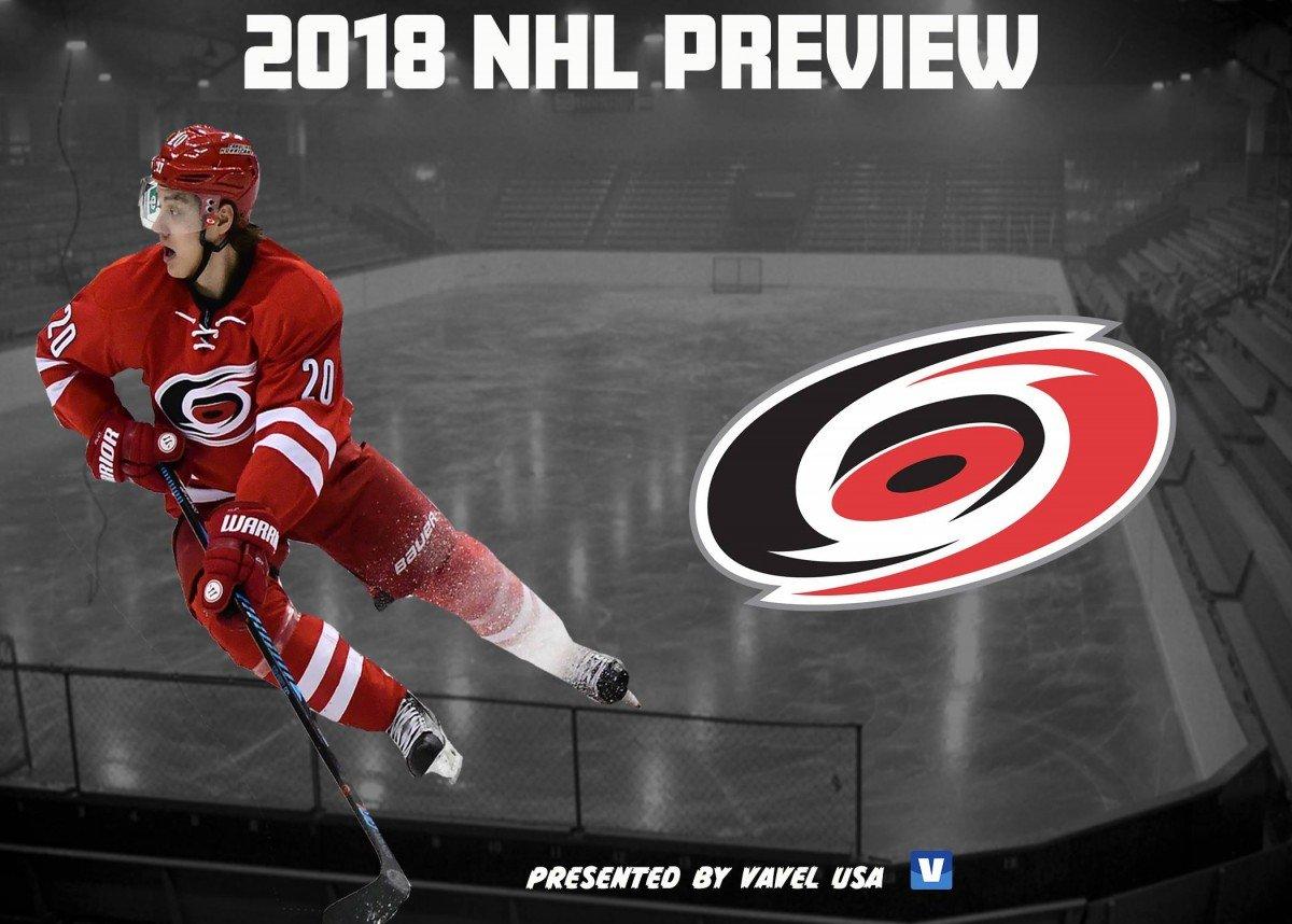 Carolina Hurricanes: NHL 2018/19 season preview