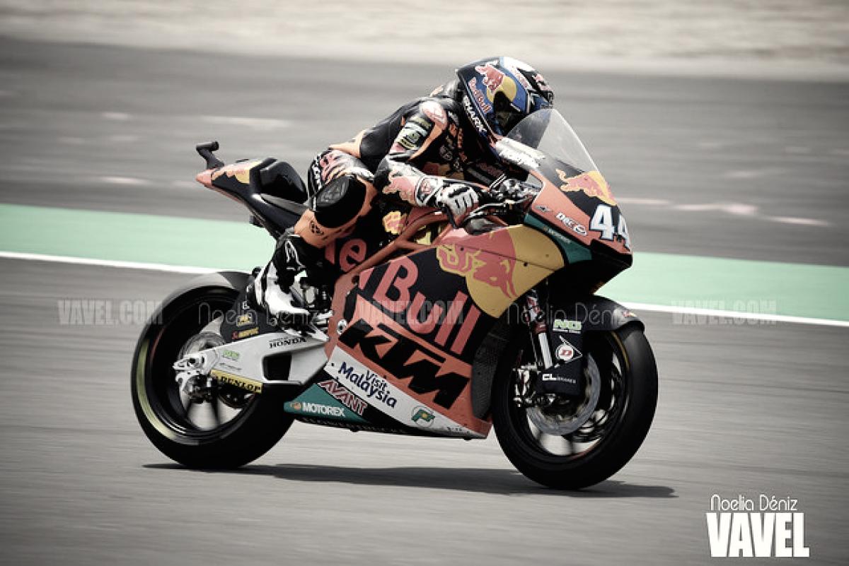 Moto2: terze libere dominate da Gardner