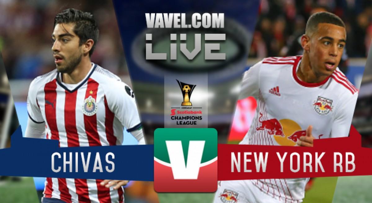 Resumen Chivas 1-0 Red Bulls en Concachampions 2018