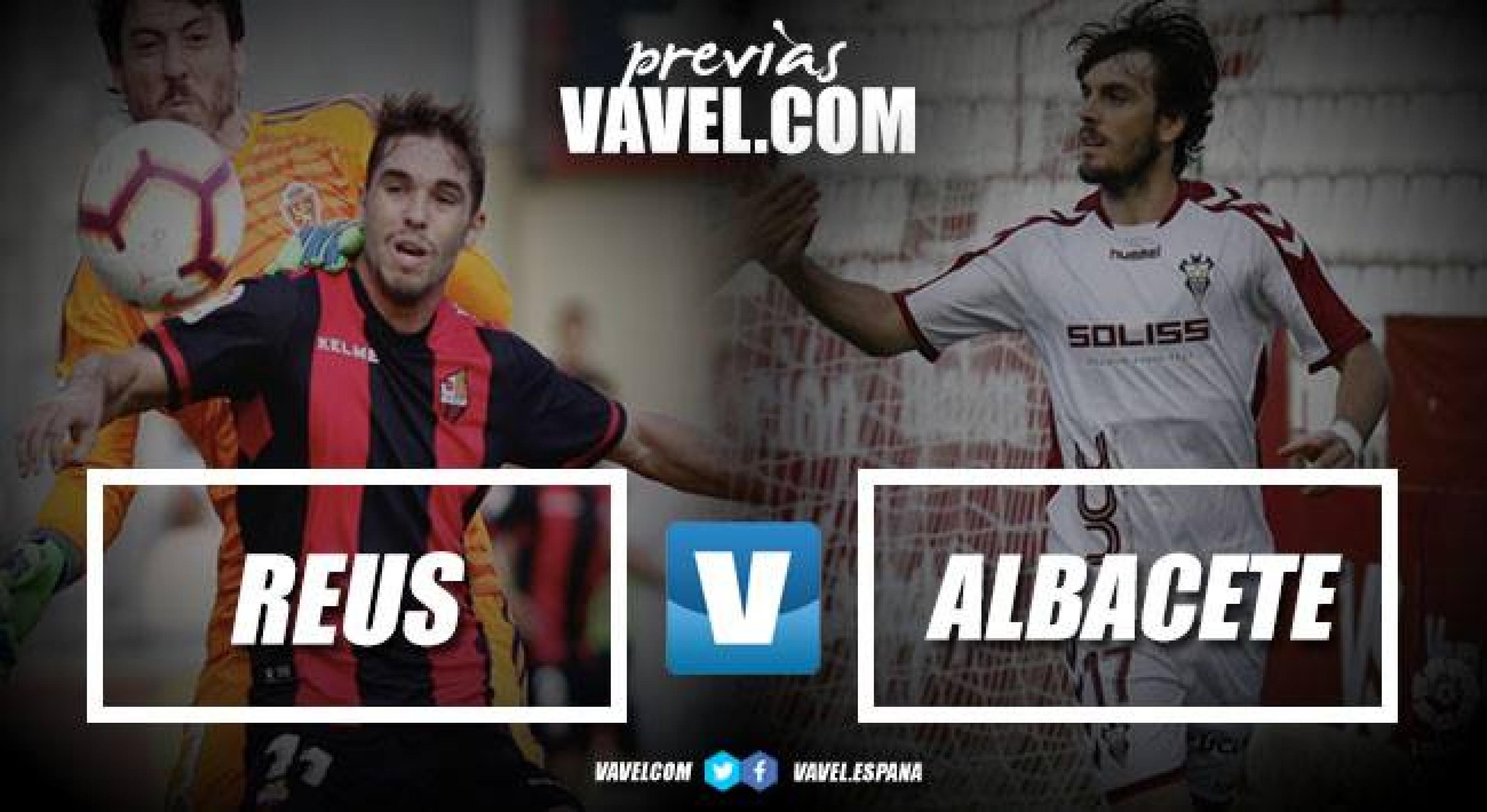 Previa CF Reus - Albacete Balompié: En busca de la primera victoria como local