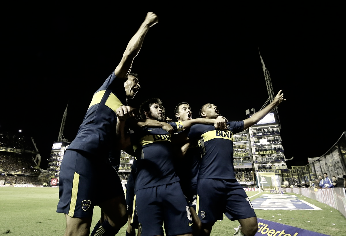 Em 'confronto dos líderes', Boca Jrs vence Talleres e se isola na liderança da Superliga Argentina