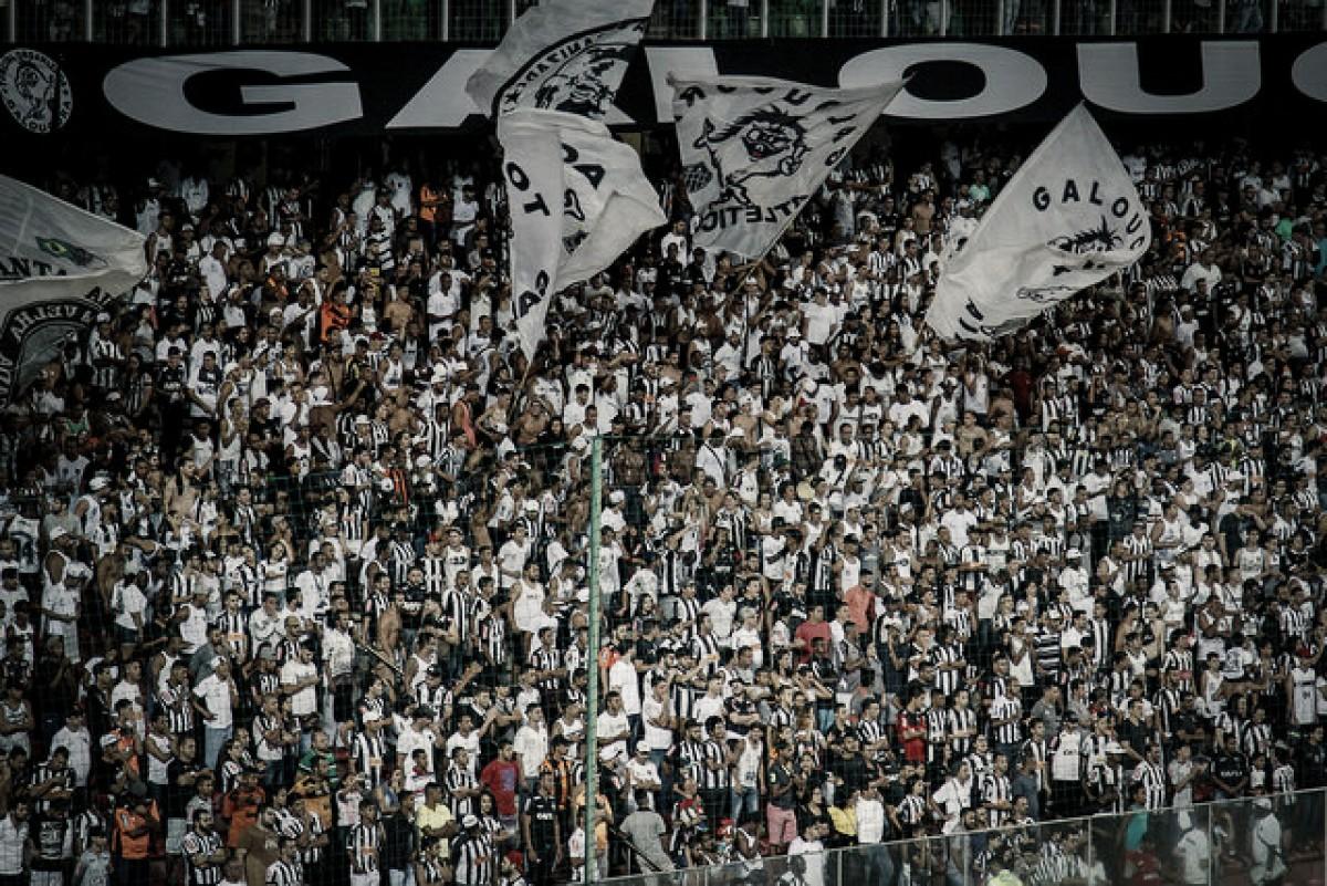 Torcedores do Atlético-MG esgotam ingressos de visitantes para final do clássico mineiro